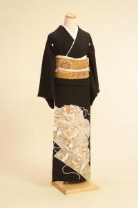 黒留袖レンタルNo.116